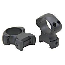 Ccop Usa 1 Inch Screw Lock High Profile Picatinny Steel Scope Rings Sr-Q1003Wh