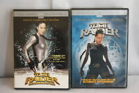 Lara Croft Tomb Raider and Tomb Raider The Cradle Of Life Special Collectors ed.