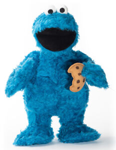 Steiff Cookie Monster - Official Sesame Street limited edition - 658105 - BNIB