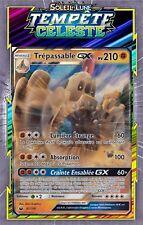 Trépassable GX- SL07:Tempête Celeste -82/168-Carte Pokemon Neuve Française