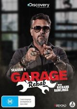 Garage Rehab : Season 1 (DVD, 2018, 3-Disc Set)
