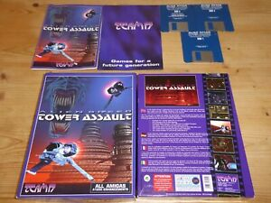 Alien Breed Tower Assault - Commodore Amiga (Tested)