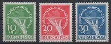 Berlin, Michel Nr. 68-70 postfrisch, tief geprüft Schlegel BPP.