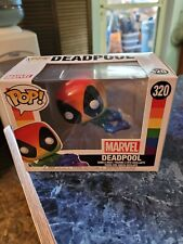 "Funko Pop! Marvel: Deadpool 2 - ""Sexy"" Deadpool Laying Down #320 Vinyl Figure"