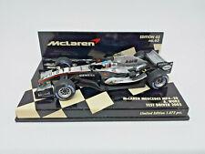 MINICHAMPS 1/43 - McLaren Mercedes MP4-20 - A. Wurz - Test Driver 2005 530054355