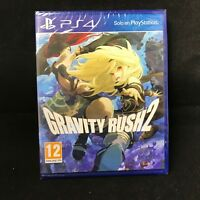 Gravity Rush 2 (PlayStation 4) PAL Version / Region Free / Playable in English