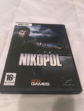 Nikopol Pc Dvd-Rom 505Games