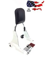 HARLEY SPORTSTER DETACHABLE BACKREST SISSY BAR w/docking FORTY EIGHT 48 SUPERLOW