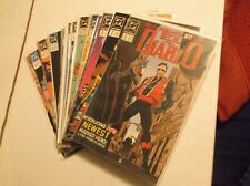 EL DIABLO # 1, 2, 3, 4, 5-16 COMPLETE SET / LOT / RUN - HIGH GRADE