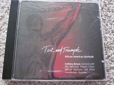 Toil and Triumph African American Spirituals Anthony Brown CD
