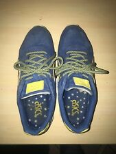 Asics GT 2 Blue/Gold Men's 9.5 | USED in good condition