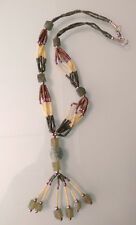 Afghan Tribal handcrafted Stone bead Necklace