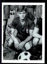 Anton Plattner Bayern München 60er Jahre TOP Autogrammkarte Original Signiert