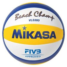 Mikasa VLS300 Official FIVB Composite Beach Volleyball Ball - Official Size 5