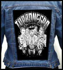 TURBONEGRO - Band --- Giant Backpatch Back Patch