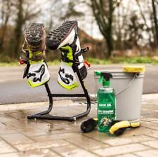 Jitsie Boot Stand Wash|DRY|CLEAN|TRIALS|MOTOCROSS|ENDURO