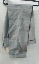 pantalone incotex fresco di lana taglia 52