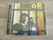 oldschool hiphop CD rap PUBLIC ENEMY *REMASTERED* It Takes A Nation Of Millions