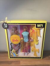 1971 Malibu Barbie Doll 50th Anniversary Collector Doll Reproduction Collectors