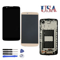 A+LCD Touch Screen Digitizer Frame For LG K10 K410 K420N K430 K430DS MS428 Tools