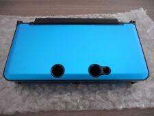 Coques Bleu Aluminium Nintendo 3DS NEUVES