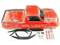 NEW TRAXXAS TRX-4 SPORT Body Factory Painted RED RZ3R