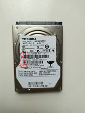"Faulty Toshiba MK6476GSX 640GB 5400RPM 2.5"" HDD Hard Disk Drive"