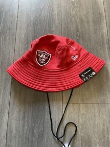 New Era NFL LAS VEGAS RAIDERS Pro Bowl Bucket Hat Adult Size Medium-Large