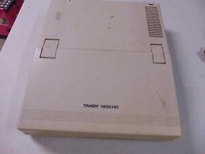Tandy 1400HD Model 25-3505 Computer