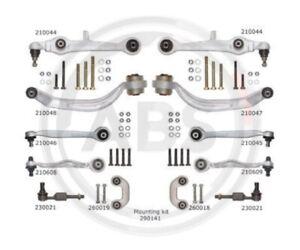 A.B.S. Satz Querlenker für VW Passat 3B + 3BG / Audi A4 B5 + A6 C5 Radaufhängung