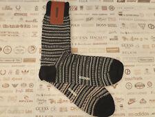 MISSONI Italian Sock Men's CA/08 Patterned Cashmere Size L 2/p Socks BNIP RRP£90