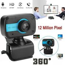 12 MP USB HD Webcam Camera Web Cam With Microphone For Windows 2000/XP/Win7/Win8