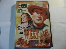 "ROMANZO NEL WEST"" JOHN WAYNE- DVD STORMOVIE 2009"