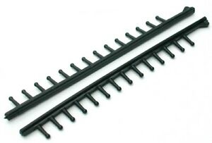 BaByliss Pro Replacement Teeth For 15/18mm Hot Brush (8 combs per pack): 1022