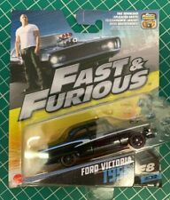 Ford Victoria 1956 Fast and Furious Die Cast Model Car No 4 New and Unopened