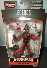 Marvel Legends Red Goblin Kingpin BAF Wave Spider-Man New Sealed Free Shipping