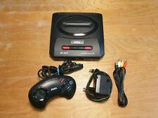Sega Mega Drive II 2 Konsole Spielekonsole Pal Av Controller