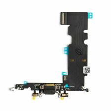 Первоначальный производитель оборудования порт для зарядки зарядное устройство док-станция микрофон гибкий кабель антенны для Iphone 8 плюс, черный