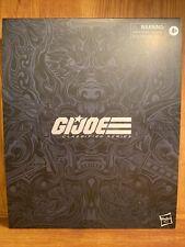 GI Joe Classified Snake Eyes Deluxe Hasbro Pulse Exclusive New Read