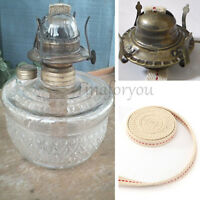 154cm White Flat Cotton Oil Lamp Wick Roll For Oil Burn Lamps and Lanterns !