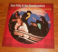 Tom Petty & The Heartbreakers Greatest Hits 2-sided Promo Flat 12x12