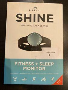 Misfit Shine Motivation At A Glance Fitness + Sleep Monitor 4.0 (Teal)