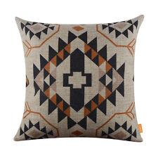 "18"" Multicolour BOHO Style Linen Pillow Cover Cushion Cover Pillow Case Ethnic"