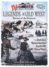Legends of the Old West V.2 DVD