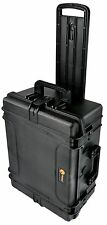 Elephant Elite EL2109W Case W Wheels Foam For Camera broadcast Video Equipment