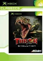 Turok Evolution (Xbox Classics) Xbox Original Game - Boxed With Manual
