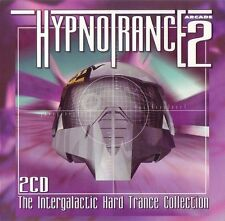 Hypnotrance 2 (1995) dégénérescence, grooveyard, nexus6, DJ Edge, asphy [double CD]