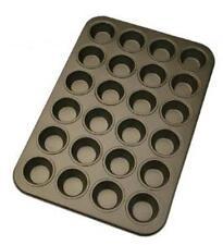 Stampo teglia 24 mini muffin Stadter forma muffins dolci torta torte - Rotex