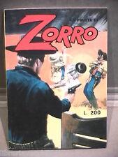 LA FRUSTA DI ZORRO Cerretti 1976 N 2 Fumetti Narrtiva per Ragazzi Collezionismo