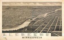 Minnesota Vintage Panoramic Maps Collection On Cd